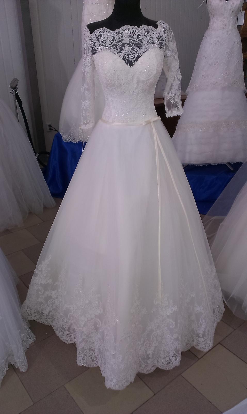 96bfe3657600 Svadobné šaty z Ukrajiny. Máte skúsenosť  - - Sva... - str. 42