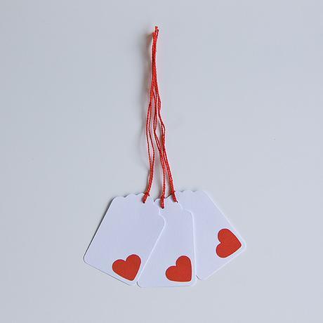 Srdíčkové visačky - Obrázek č. 1