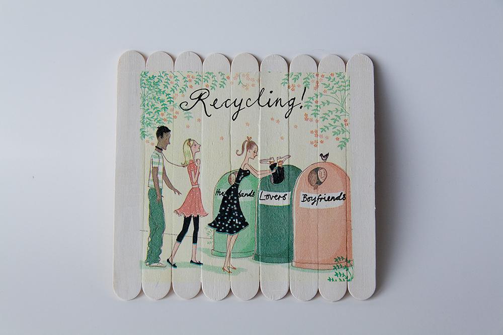 Recyklace přítele, manžela - Obrázek č. 1