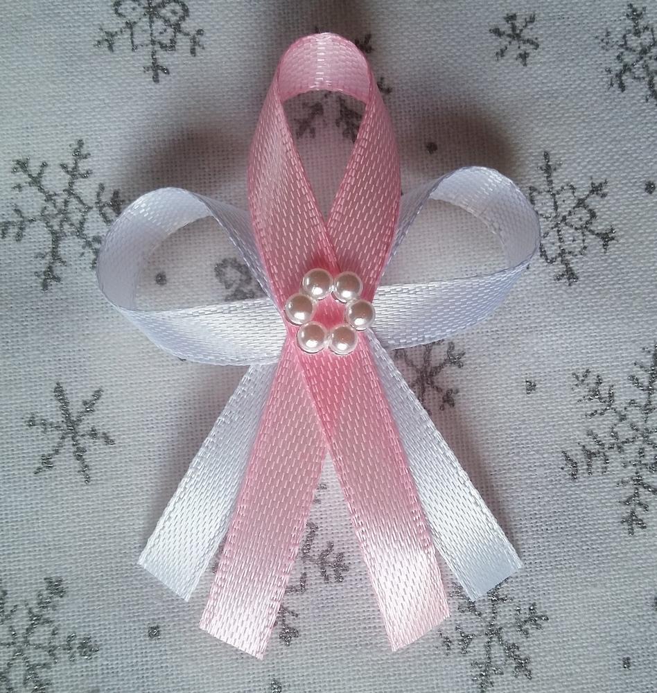 Světle růžové svatební vývazky - Obrázek č. 1