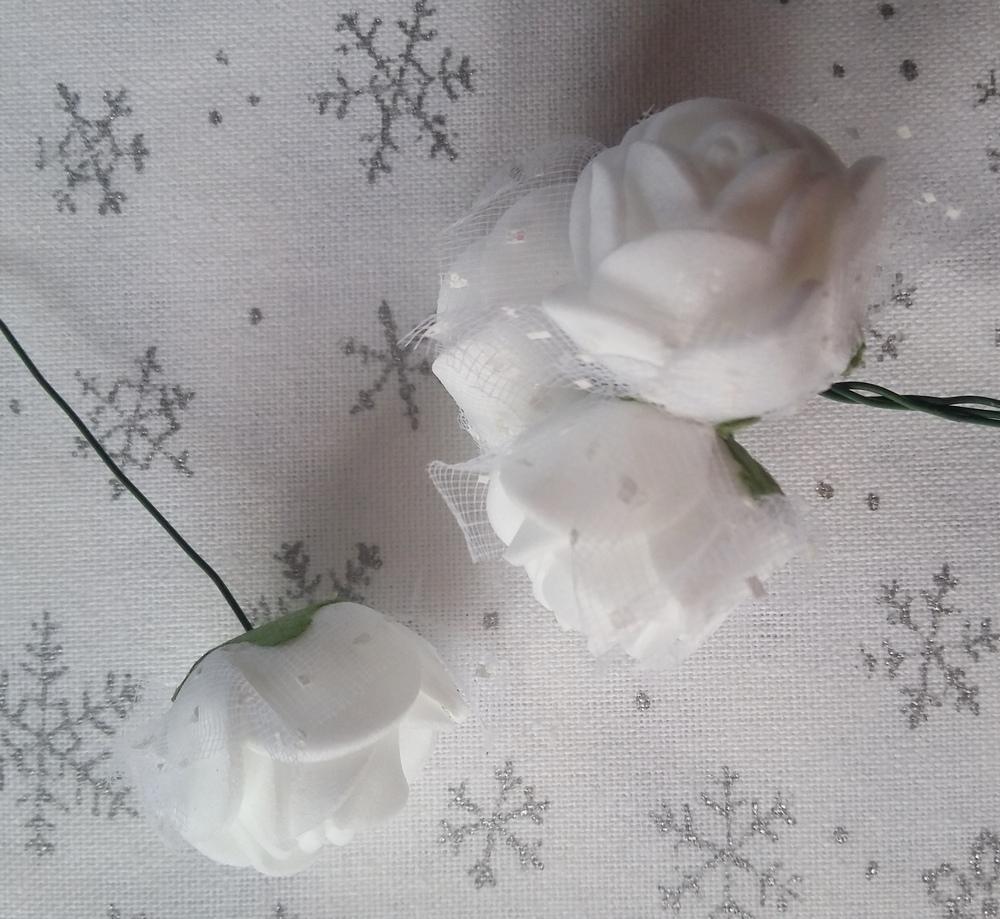 Pěnová růže - Obrázek č. 1