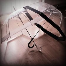 Deštníky na focení, kdyby nám náhodou pršelo...