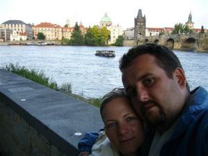 svadobný dar - víkend v Prahe
