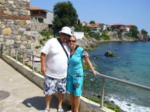 zo svadobnej cesty - Bulharsko