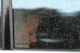 kvapky dažďa na začiatok