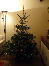 prve vianoce u nas doma 2008