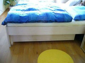 využitie priestoru pod posteľou