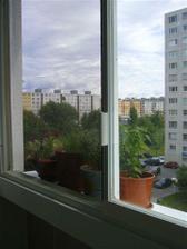 presklenie na balkóne