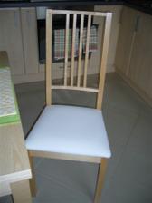 Nové stoličky