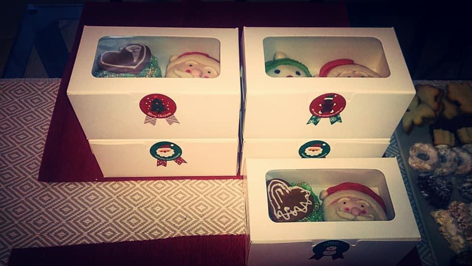 Mini cupcakes - Obrázek č. 2