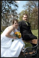 Šťastní novomanželé:o)))