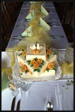 Náš dortík - byl fakt super:o)