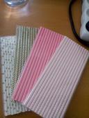 Papírové brčká,