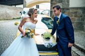 Svatební saty 34-36-38, 36
