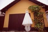 Svatební šaty Pronovias Mena, 36