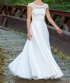 Svatební šaty, velikost 34-36, 36