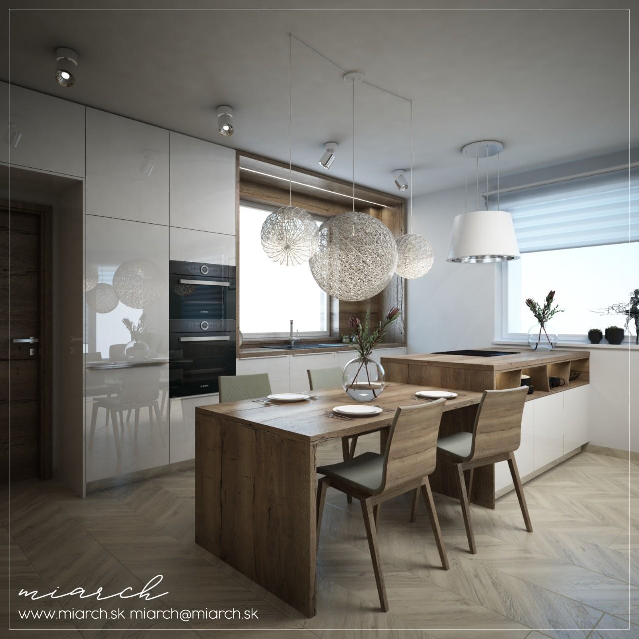 Návrh interiéru - BD Rovinka B18 - Obrázok č. 1