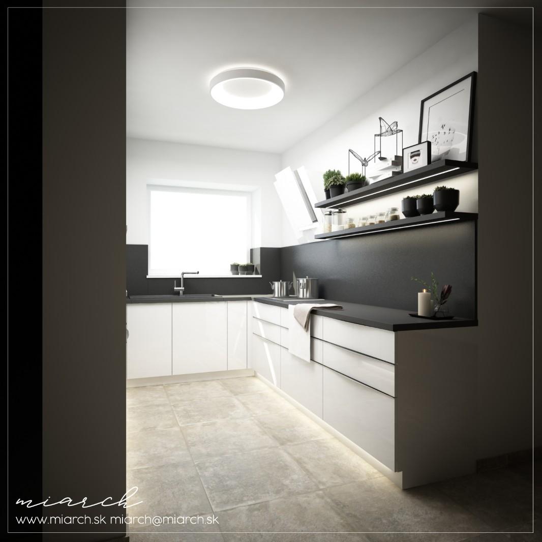 Vizualizácie kuchynskej linky podľa Vašich podkladov - Obrázok č. 5