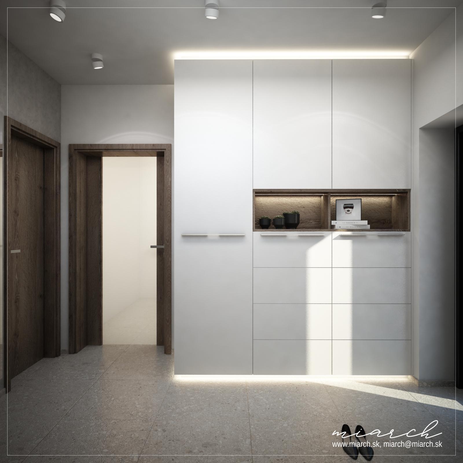 Návrh interiéru - Hamuliakovo - Obrázok č. 5