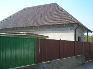 Naša nová strecha :)