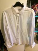 Svadobná košeľa - veľ. 41, 42