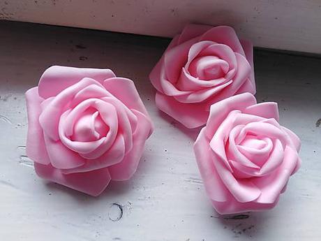 Penová ruža ružová  - Obrázok č. 1
