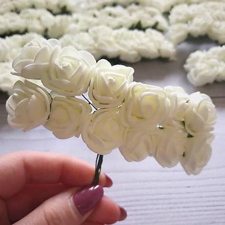 Penove ružičky - Obrázok č. 1