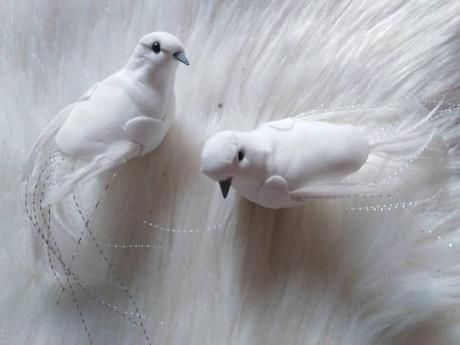 holubičky na dekoráciu - Obrázok č. 1