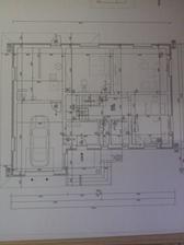 kuchyňa s obývačkou budú mať len polovičnú priečku, sčasti bude otvorený priestor