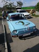 Svadobné auto Škoda 100,