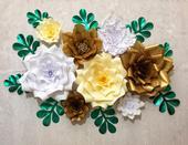 Papierové kvety,