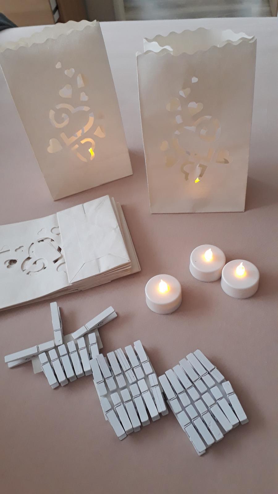 Lampionove sacky a mini kolicky - Obrázek č. 1