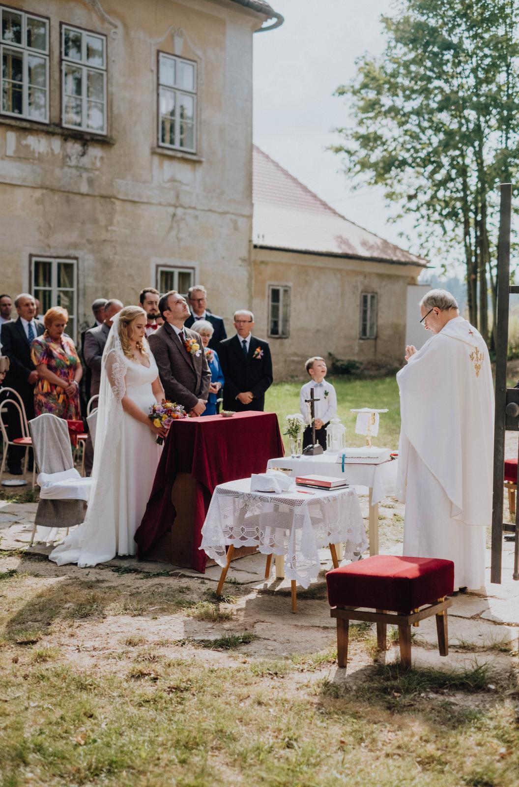 Svatba P+V - Obrázek č. 5