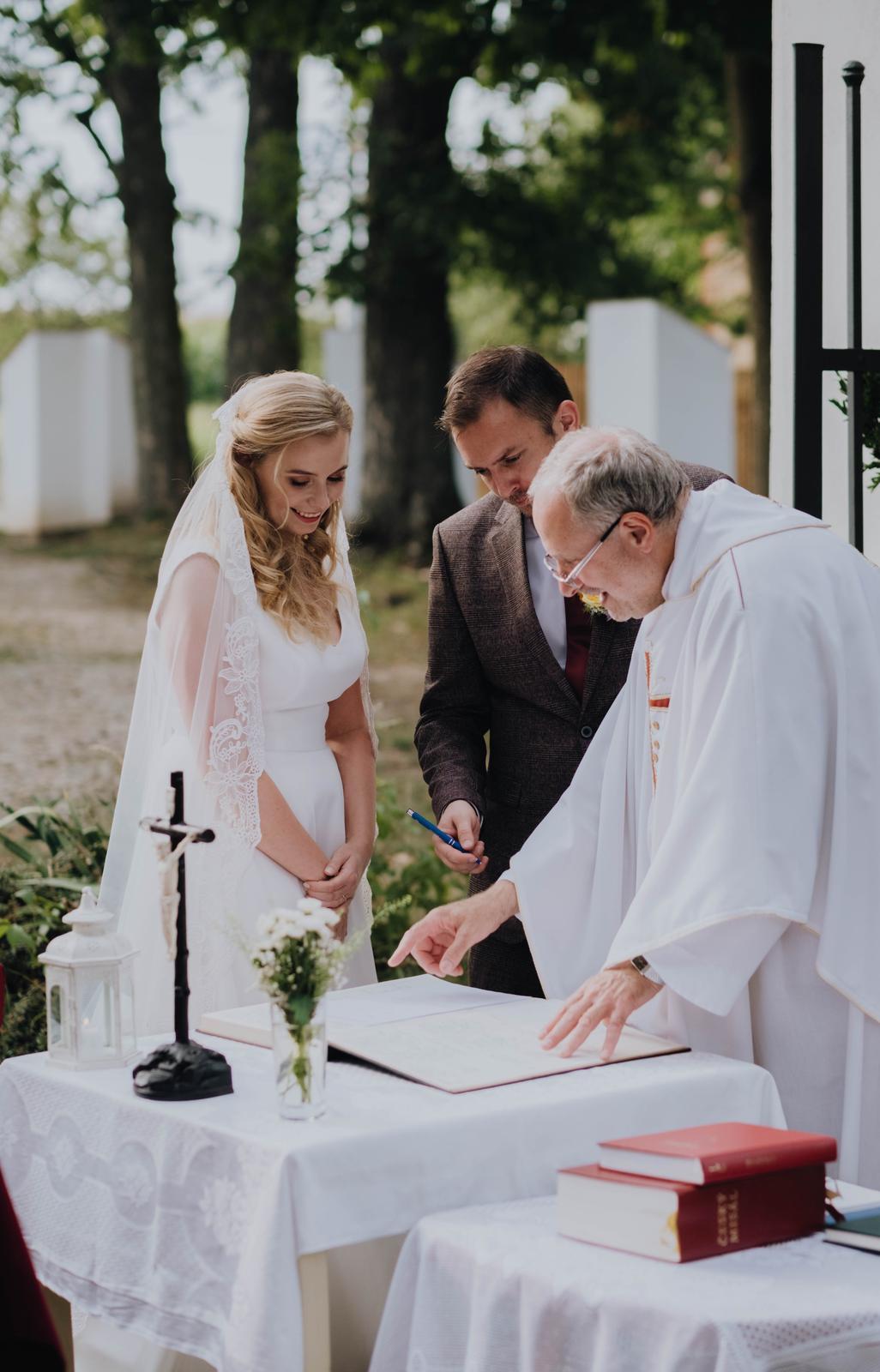 Svatba P+V - Obrázek č. 17