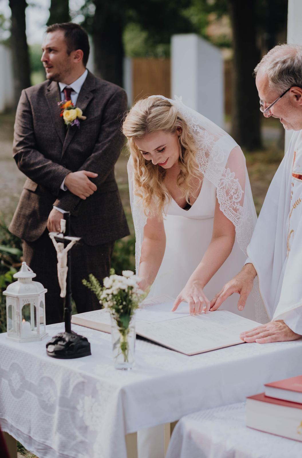 Svatba P+V - Obrázek č. 18