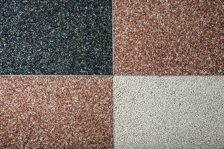 Kamienkový chodníček - CHS EPODUR STONE - široké možnosti designov a tvarov - Biele, čierne, malé, velké...alebo čokoľvek medzi tým.