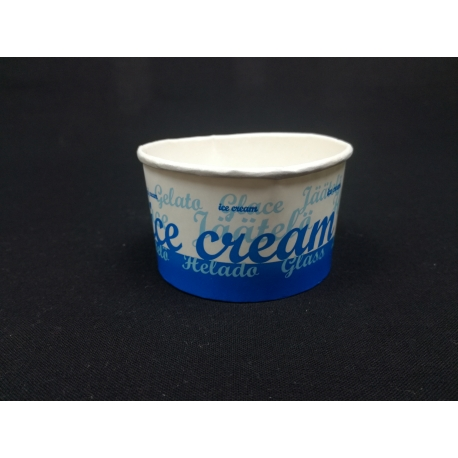 Miska zmrzlinu100 ml ICE (65ks) - Obrázok č. 1