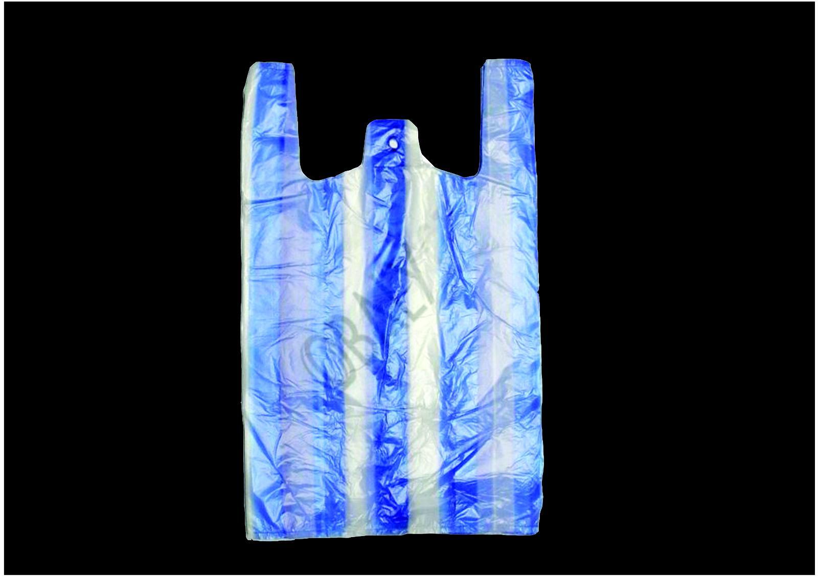 EKO Taška rozložiteľná extra pevná 10 kg (100ks) - Obrázok č. 1