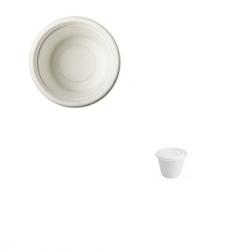 BIO dressingová miska s viečkom 120 pr. 75 cukrová - Obrázok č. 1