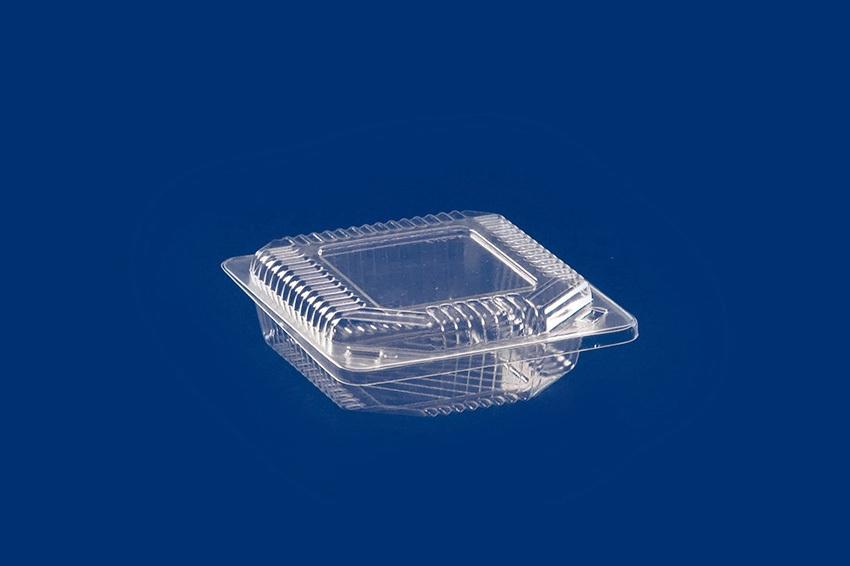 Krabička na zákusky K10 106x100x30+16mm (10/500Ks) - Obrázok č. 1