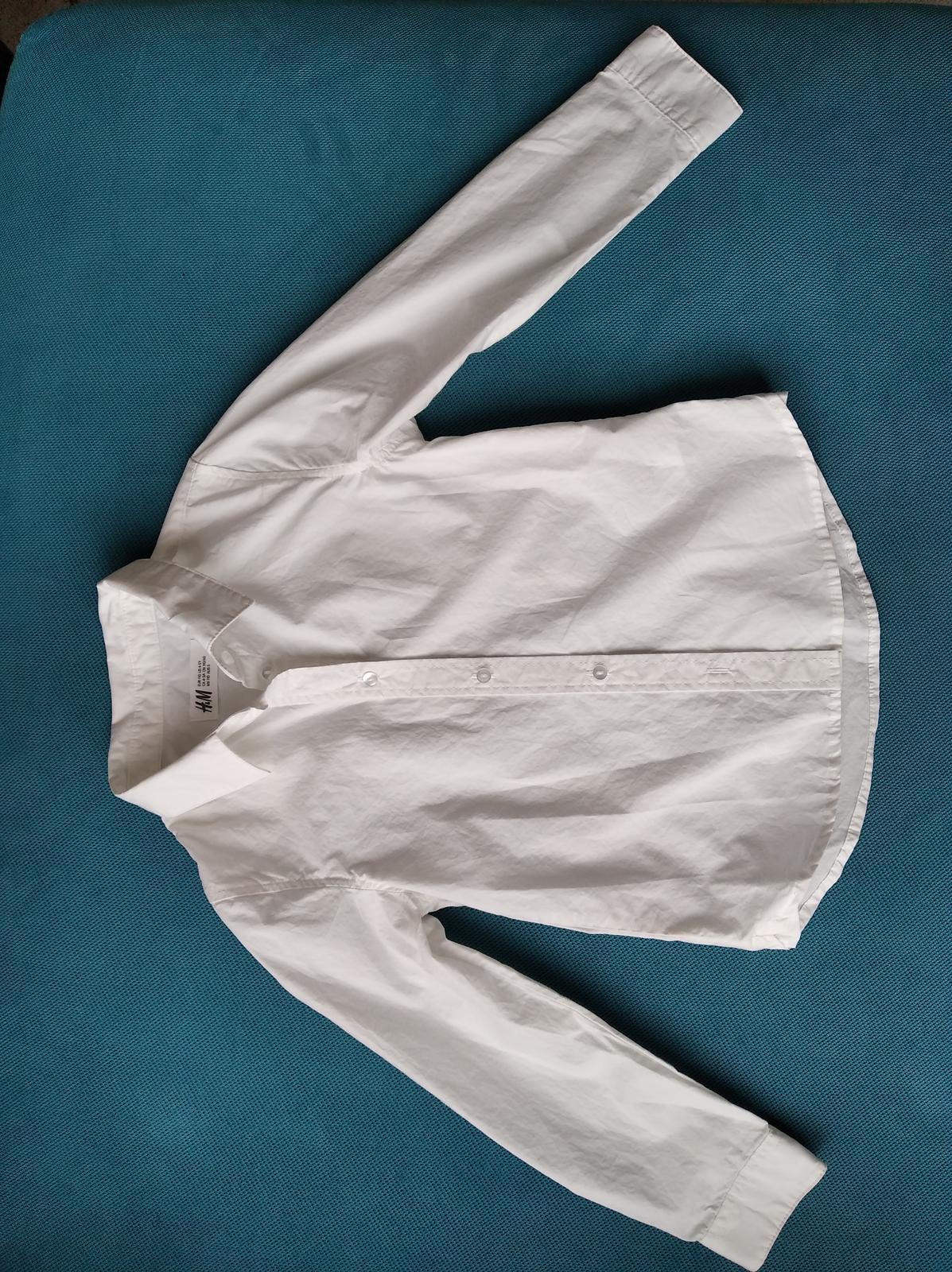 Košile  H&M, vel. 110 - Obrázek č. 3