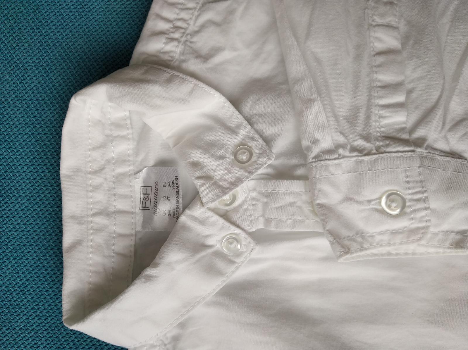 Košile  F&F, vel. 104 - Obrázek č. 1