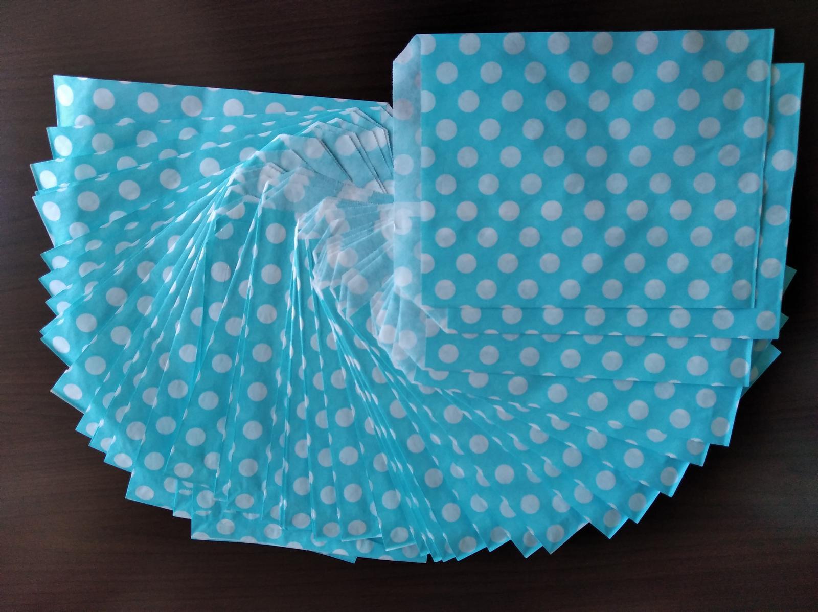 Papírové sáčky 50 ks - Obrázek č. 1