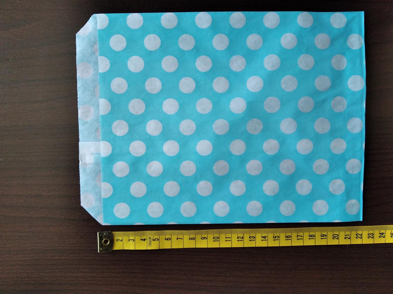 Papírové sáčky 50 ks - Obrázek č. 2
