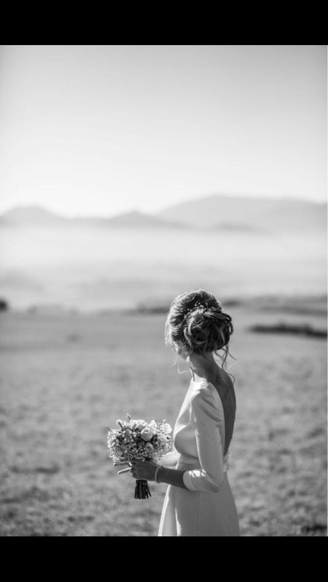 Svadobné jemné šaty - Obrázok č. 1