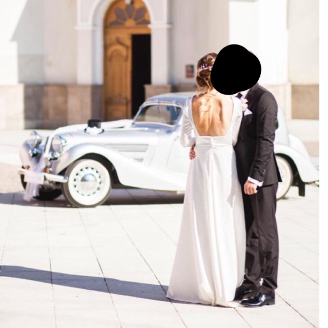 Svadobné jemné šaty - Obrázok č. 4