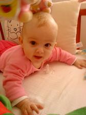 Náš poklad Adelka (23.8.2012)