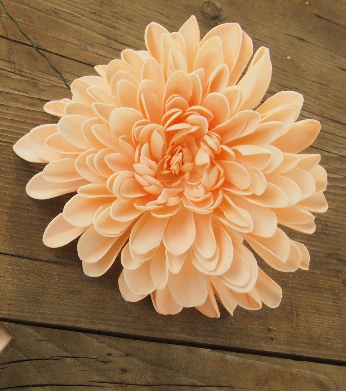 Foamiránové květy - Obrázek č. 1