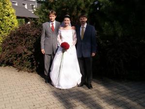 foto s oběma bratry