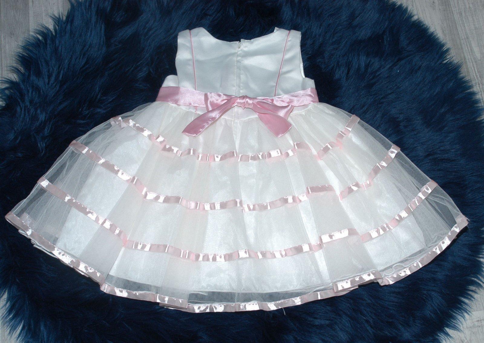 Slavnostní šaty pro družičku - Obrázek č. 1